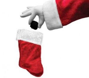 coal from santa