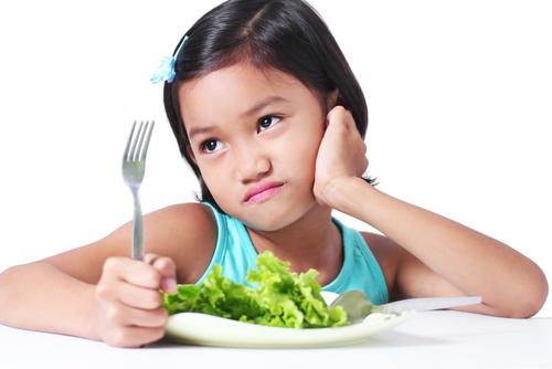 girl picky eater