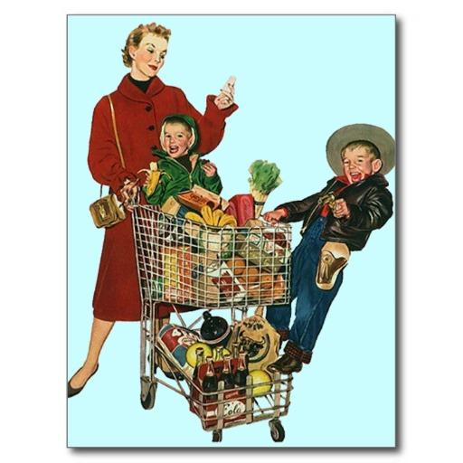 vintage grocery